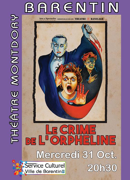 LE CRIME DE L'ORPHELINE