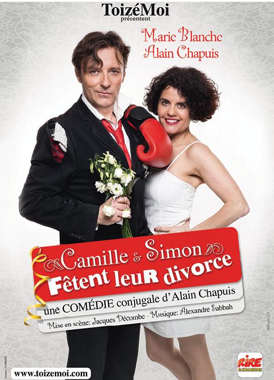 TOIZÉMOI FÊTENT LEUR DIVORCE
